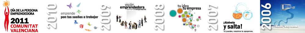 Convocatorias Día de la Persona Emprendedora de la Comunitat Valenciana